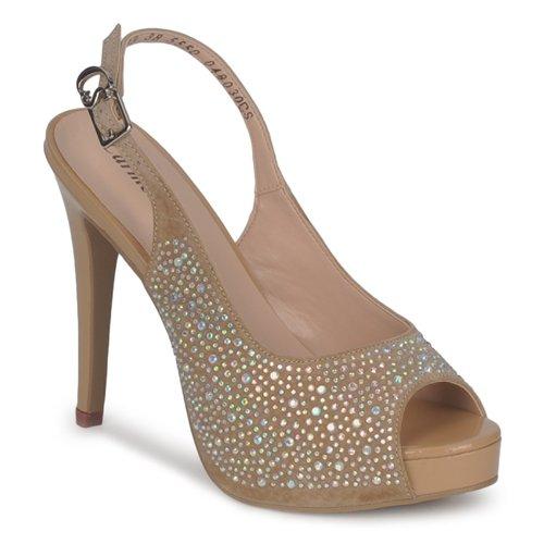 Shoes Women Sandals Carmen Steffens NIMEA Brown