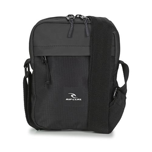 Bags Men Pouches / Clutches Rip Curl NO IDEA POUCH MIDNIGHT Black