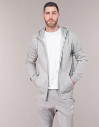 Clothing Men sweaters Nike MEN'S NIKE SPORTSWEAR HOODIE Grey