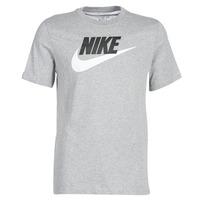 Clothing Men short-sleeved t-shirts Nike NIKE SPORTSWEAR Grey