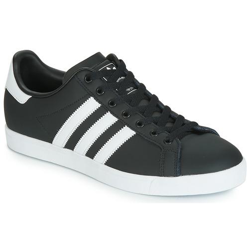 Shoes Low top trainers adidas Originals COAST STAR Black / White