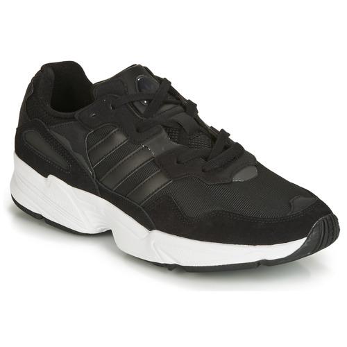 Shoes Low top trainers adidas Originals FALCON Black