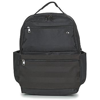 Bags Men Rucksacks Serge Blanco TRENTINO 28 Black