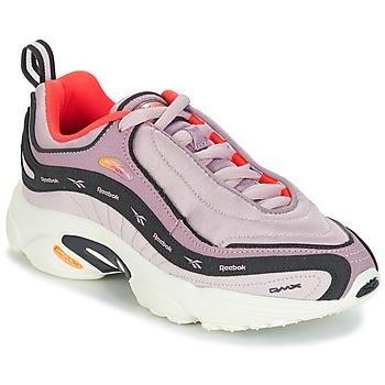 Shoes Women Low top trainers Reebok Classic DAYTONA DMX MU Pink / Grey