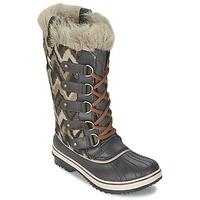 Shoes Women Snow boots Sorel TOFINO Black