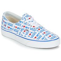 Shoes Women Low top trainers Vans ERA White / Blue