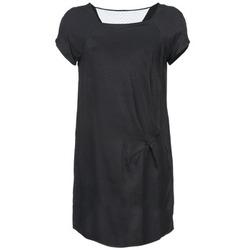 Clothing Women Short Dresses One Step REVA Black