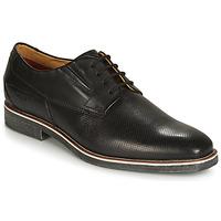 Shoes Men Derby Shoes Bugatti TOUZEN Black