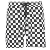 Clothing Men Shorts / Bermudas Vans RANGE SHORT 18 Black / White