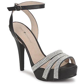 Shoes Women Sandals Friis & Company CORTNAY Black