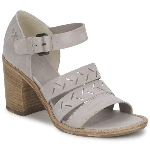 Shoes Women Sandals OXS ERABLI Grey