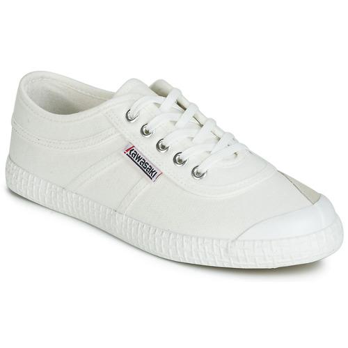 Shoes Low top trainers Kawasaki ORIGINAL White