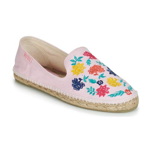Shoes Women Espadrilles Banana Moon IASMIN Beige