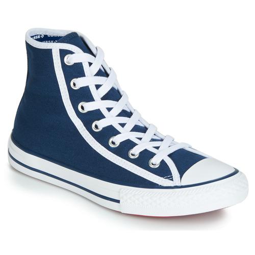 Shoes Children Hi top trainers Converse CHUCK TAYLOR ALL STAR GAMER CANVAS HI Blue