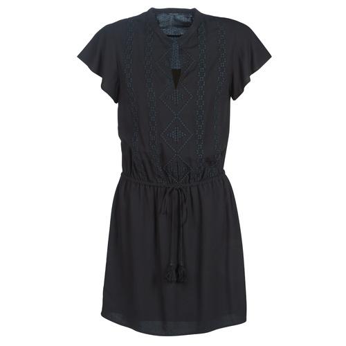 Clothing Women Short Dresses Ikks BN30035-02 Black