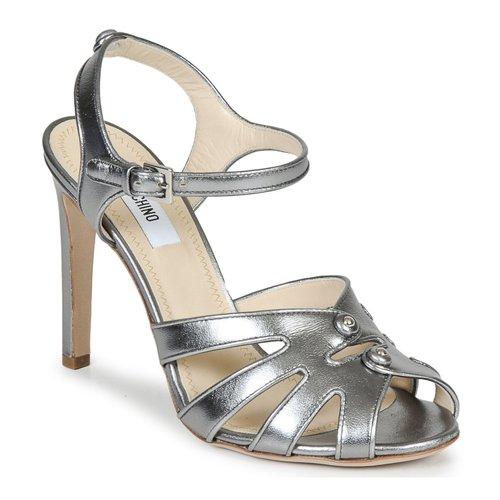 Shoes Women Sandals Moschino MA1604 Nappa-accai