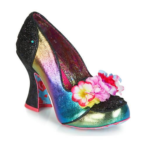 Shoes Women Heels Irregular Choice DESIRE Black / Multi