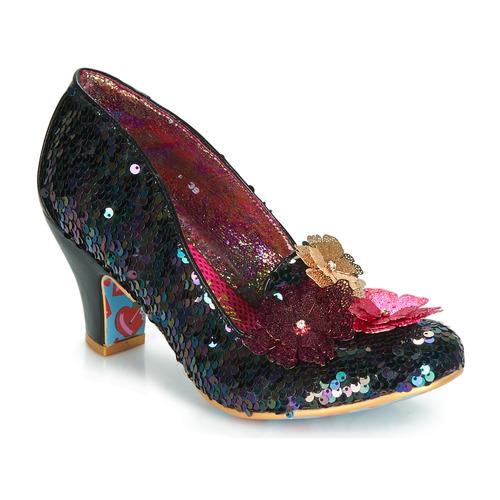 Shoes Women Heels Irregular Choice CARIAD  black