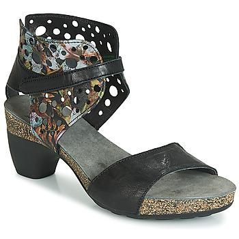 Shoes Women Sandals Think ZEG Black