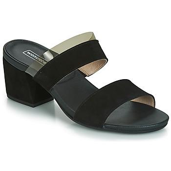 Shoes Women Sandals Wonders ZAPAJO Black