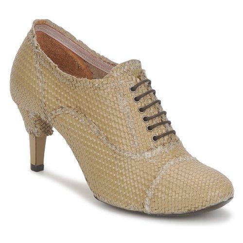 Shoes Women Shoe boots Premiata 2851 LUCE Ocra