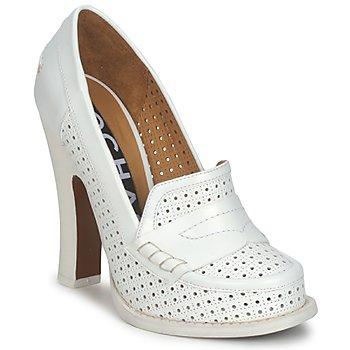 Shoes Women Heels Rochas RO18031 White