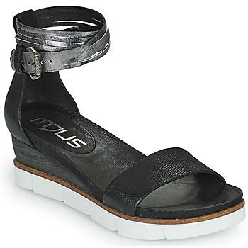 9d2f65f05c40 Shoes Women Sandals Mjus TAPASITA Black   Silver