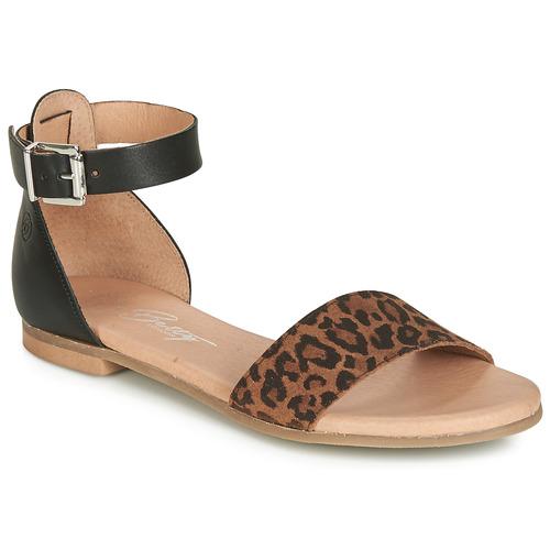 Shoes Women Sandals Betty London JIKOTIRE Black