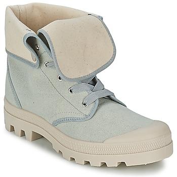 Shoes Women Hi top trainers Casual Attitude BOPESSA Grey
