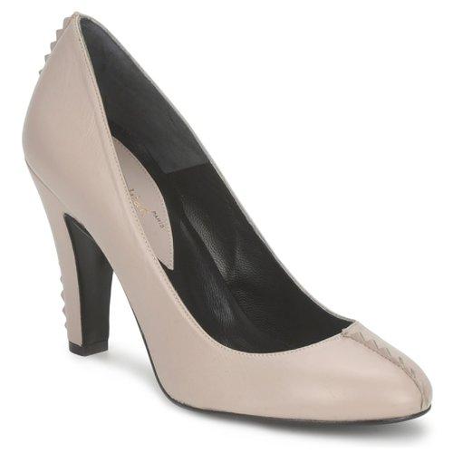 Shoes Women Heels Karine Arabian TYRA Beige