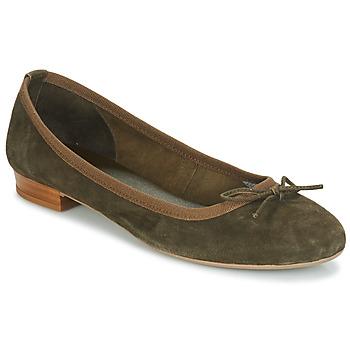 Shoes Women Flat shoes André CINDY Kaki