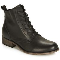 Shoes Women Mid boots André GODILLOT Black