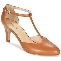 Shoes Women Heels André FALBALA Camel