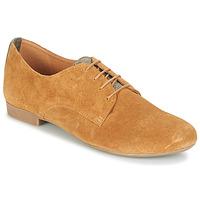 Shoes Women Derby Shoes André CAMARADE Cognac