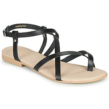Shoes Women Sandals André RAFFOLE Black
