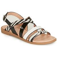Shoes Women Sandals André RADJAH White