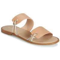 Shoes Women Sandals André SOLENA Beige