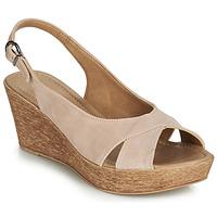 Shoes Women Sandals André DESTINY Nude