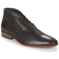 Shoes Men Mid boots André EVORA Black