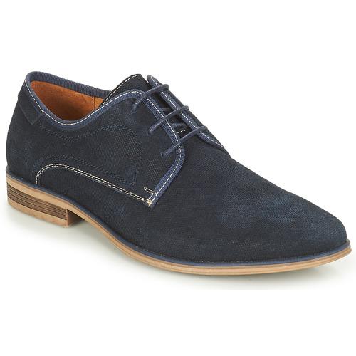 Shoes Men Derby Shoes André BALAGNE Blue