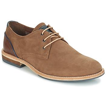 Shoes Men Derby Shoes André LIBERO Brown