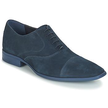Shoes Men Brogues André LAMPEDUSA Blue