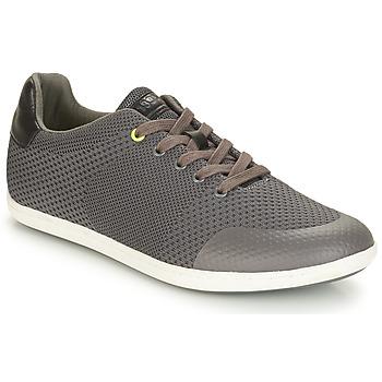 Shoes Men Low top trainers André DUK Grey