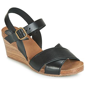 Shoes Women Sandals Kickers SALAMBO Black