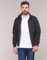 Clothing Men Jackets Harrington MICK Black