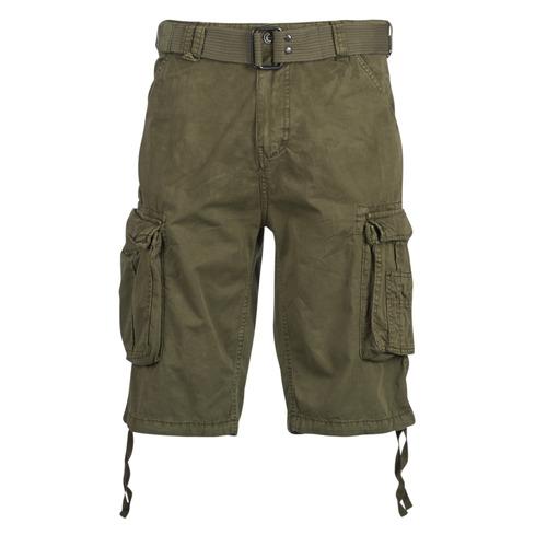 Clothing Men Shorts / Bermudas Schott TR RANGER Kaki