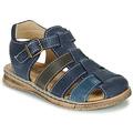 Image For Citrouille et Compagnie  ZIDOU  boys's Sandals in blue