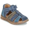Image For Citrouille et Compagnie  FRINOUI  boys's Sandals in blue