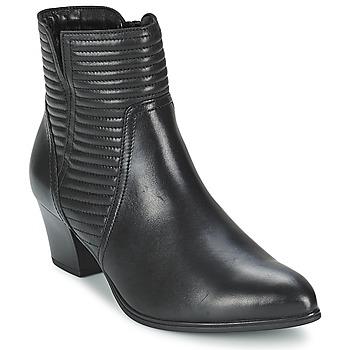 Shoes Women Ankle boots Gabor ABENBERG Black