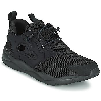Shoes Men Low top trainers Reebok Classic FURYLITE Black